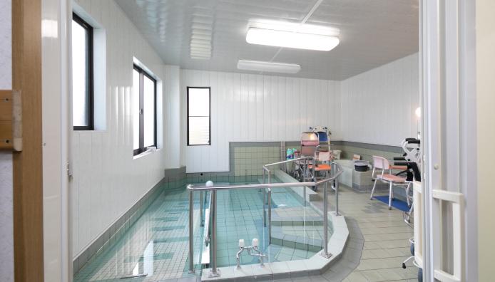 西本郷デイサービス浴場